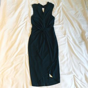 Charlotte Russe Sexy Green Cocktail Dress